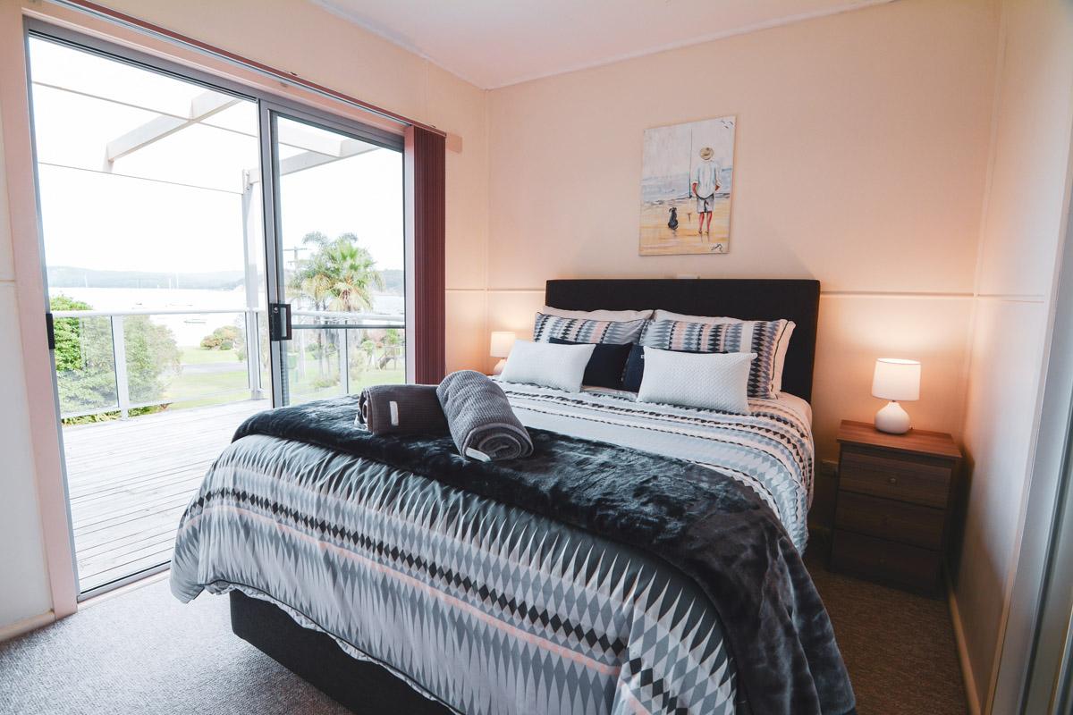 cottage 2 bedroom beachfront quarantine bay