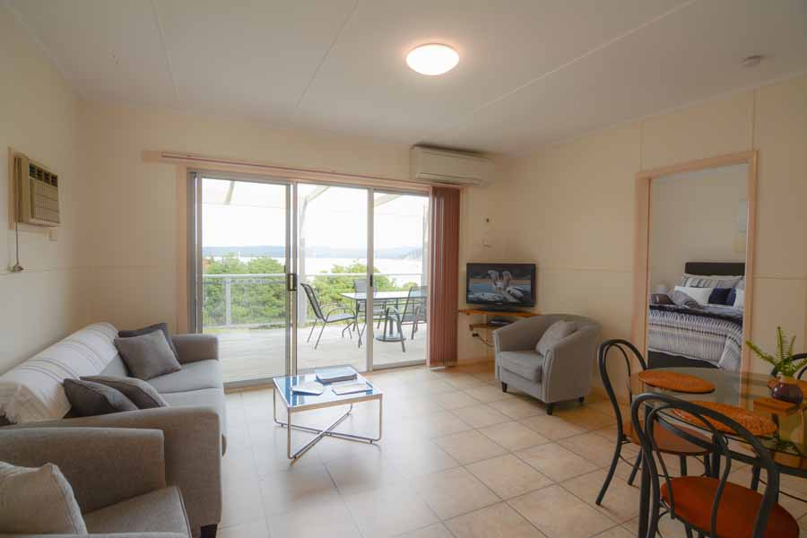 1 bedroom classic quarantine bay cottages